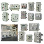 Distribution & Control Panel